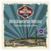 Brickworks Bitter 4.0% by Industrial
