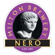 Nero 5.0% by Milton Brewery