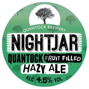 Nightjar 4.5% by Quantock Brewery