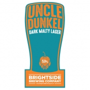 Uncle Dunkel 5.0% by Brightside