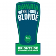 Bavaria Blonde 5.0% by Brightside