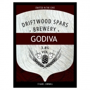 Godiva 3.8% by Driftwood Spars