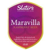 Maravilla 4.5% by Slaters Brewery