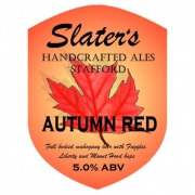 Autumn Red 5.0% by Slaters Brewery