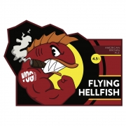 Flying Hellfish 4.5% by Vale of Glamorgan