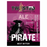 Pirate 4.2% by Twisted Brewery