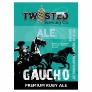 Gaucho 4.6% by Twisted Brewery