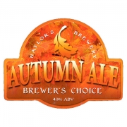 Autumn Ale 4.0% by Naylors