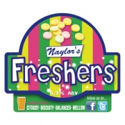 Freshers 4.3% by Naylors