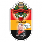 True Gent 4.3% by Muirhouse Brewery