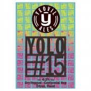 YOLO#15 4.2% by Yeovil Ales