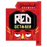 Red October 5.2% by Downlands Brewery
