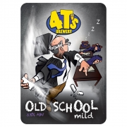 Old School Mild 3.8% by 4Ts