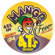 Mango Fever 4.6% by 4Ts