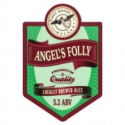 Angels Folly 5.2% by Tipsy Angel
