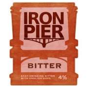 Bitter 4.0% by Iron Pier