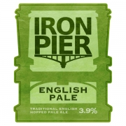 English Pale 3.9% by Iron Pier