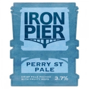 Perry Street Pale 3.7% by Iron Pier