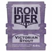 Victorian Stout 4.6% by Iron Pier