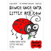 Little Red Cow 3.7% by Bragdy Twt Lol