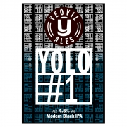 YOLO#1 4.5% by Yeovil Ales