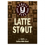 Latte Stout 5.0% by Yeovil Ales