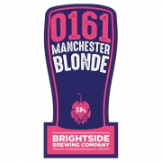 0161 Blonde 3.8% by Brightside