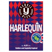 Harlequin 4.2% by Yeovil Ales