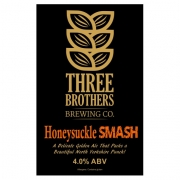 Honeysuckle Smash 4.0% by Three Brothers