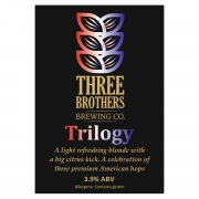 Trilogy 3.9% by Three Brothers