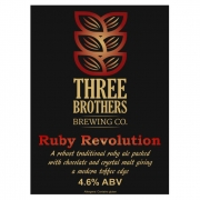 Ruby Revolution 4.6% by Three Brothers