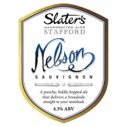 Nelson Sauvignon 4.3% by Slaters Brewery
