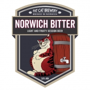 Norwich Bitter 3.8% by Fat Cat