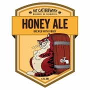 Honey Ale 4.3% by Fat Cat