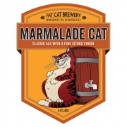 Marmalade 5.5% by Fat Cat