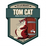Tom Cat 4.1% by Fat Cat