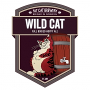 Wild Cat 5.0% by Fat Cat