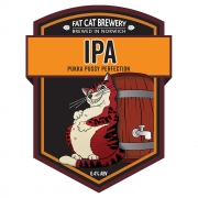 IPA 6.4% by Fat Cat