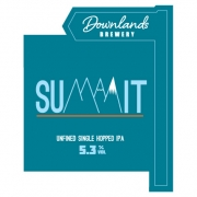 Summit 5.3% by Downlands Brewery