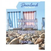 Incremental Positioning Apparatus (IPA) 6.5% by Downlands Brewery