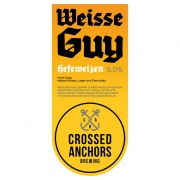Weisse Guy 5.0% by Crossed Anchors