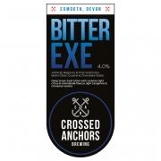 Bitter Exe 4.0% by Crossed Anchors