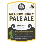 Meadow Honey Pale Ale 4.6% by Severn Brewing