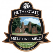 Melford Mild 3.7% by Nethergate Brewery