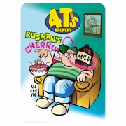 Busman's Cherry Mild 3.8% by 4Ts