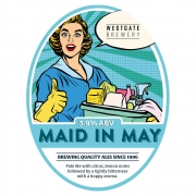 Maid In May 3.9% by H.B. Clark