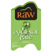 Equanot Pale 4.3% by Raw Brewery