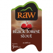 Black Forest Stout 4.4% by Raw Brewery
