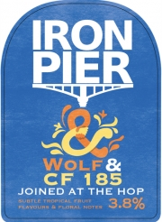 Joined at The Hop 3.8% by Iron Pier