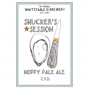 Shuckers Session Hoppy Pale Ale 3.9% by Whitstable Brewery